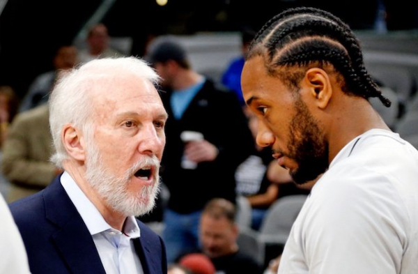 Kawhi Leonard Trade Rumors: Gregg Popvich, Spurs Unwilling To Deal With Lakers