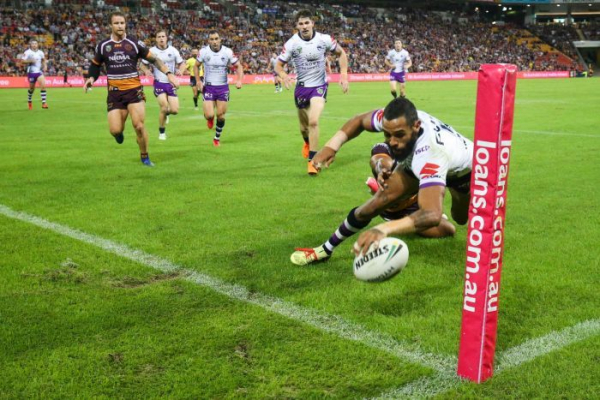 Storm beat Broncos in a classic after Warriors douse the Dragons