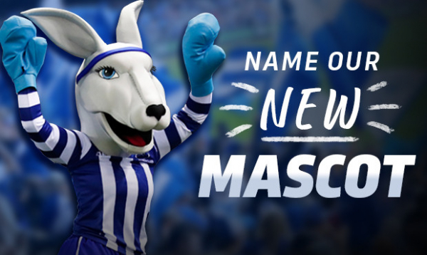 Name our new mascot