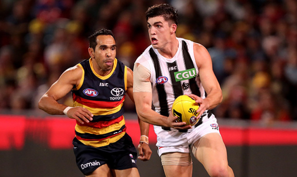 Stats Files: The win over the Crows