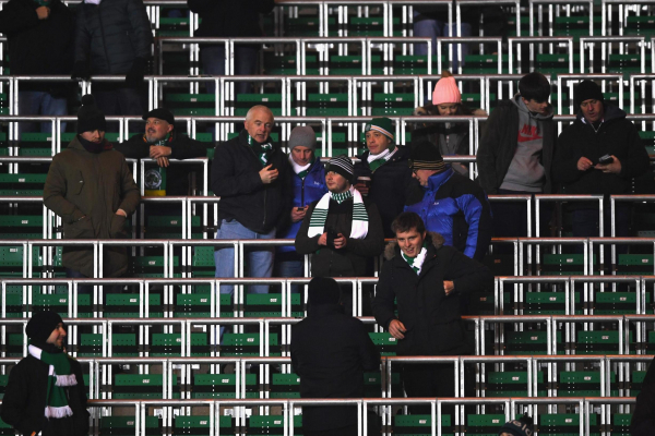 Crystal Palace call on fans to sign petition for safe standing