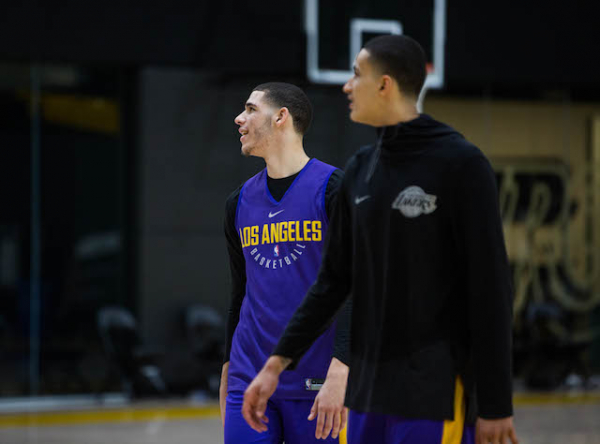 Lakers News: Kyle Kuzma Stresses Lonzo Ball Needs To Have Different Mentality In 2nd NBA Season