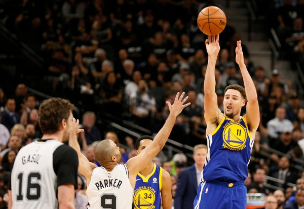The Golden State Warriors Have Shaken Off the Rust