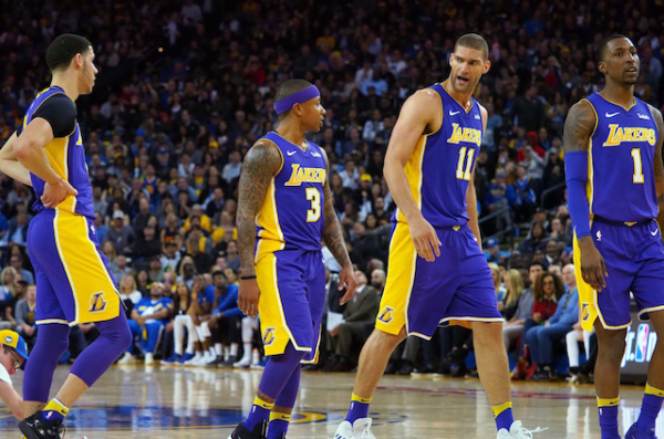 Lakers Podcast: Should Isaiah Thomas, Kentavious Caldwell-Pope, Or Brook Lopez Be Re-Signed?