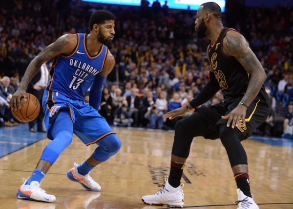 NBA Rumors: Lakers Remain Focused On Signing LeBron James, Paul George As Free Agents