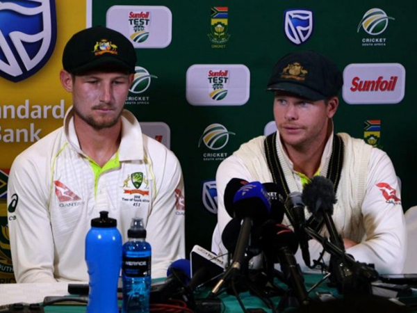 Surrey open the door to signing of banned Australian pair Steve Smith and David Warner