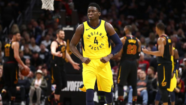 Victor Oladipo says Cavaliers' owner Gilbert's comments added fuel to his fire