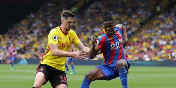 Who was your Watford Man of the Match against Palace?