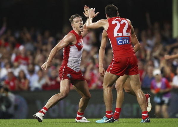 Swans may take fast track to beat Cats