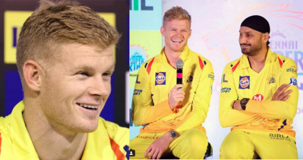 IPL 2018: Sam Billings Suggested A New Career option For Harbhajan Singh And We Agree With Him
