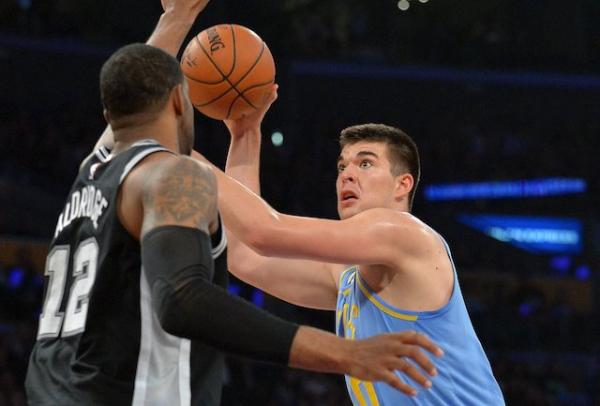 Lakers Exit Interviews 2018: Ivica Zubac Takes Responsibility For Disappointing 2017-18 Season