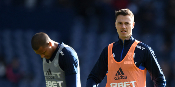 Premier League side drop interest in West Brom star