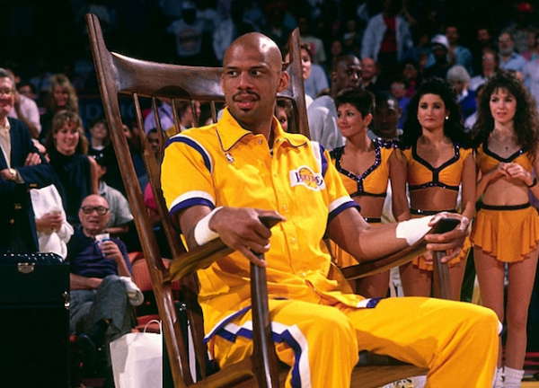 This Day In Lakers History: Kareem Abdul-Jabbar Plays Final Game Of Career