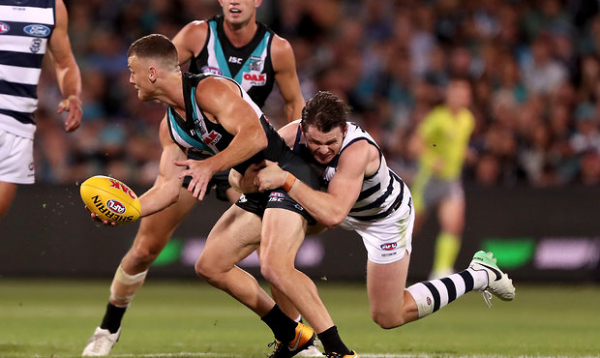 Cats too strong in ANZAC Round