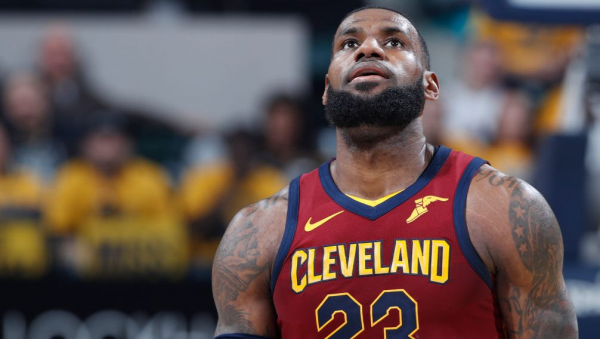 LeBron James, Cavaliers hope to even series with Pacers