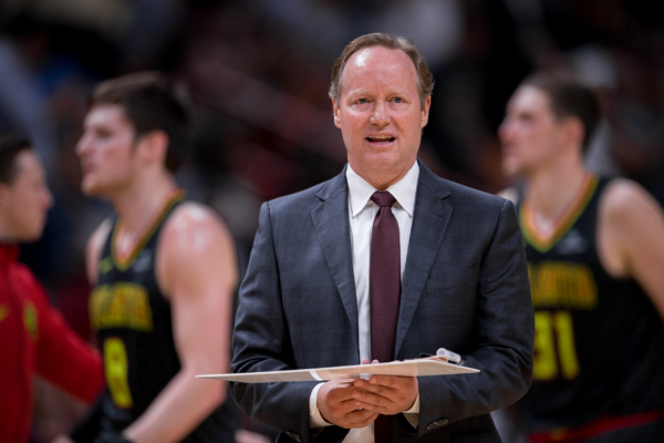 Report: Hawks Coach Mike Budenholzer Meets With Phoenix Suns