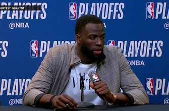 Draymond Green Press Conference - Game 3 | Warriors at Spurs