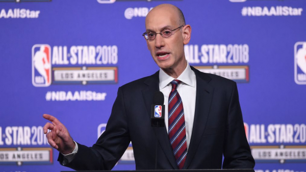 Adam Silver: NBA could eventually reseed in conference finals