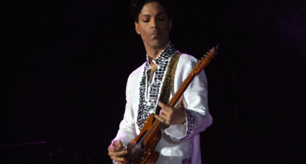 Photos reveal Prince's secret underground vault of unreleased music