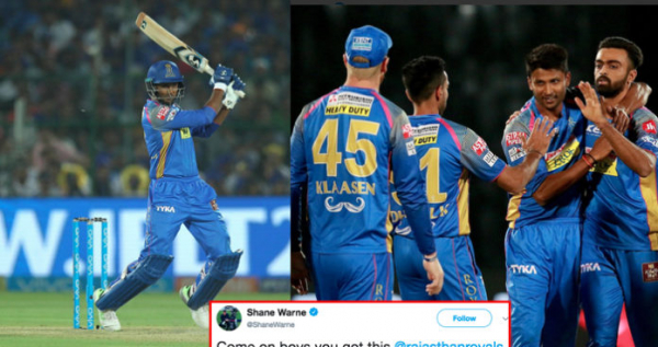 Rajasthan Royal Stunned Mumbai Indians And Here Is How Fans On Twitter Reacted