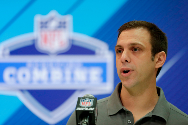 Chiefs GM Brett Veach prepped for first draft in charge