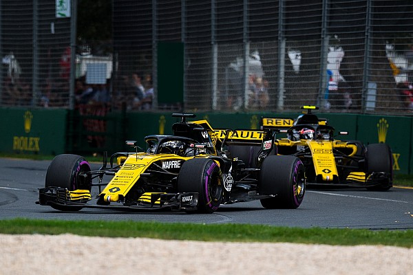 """Completely aligned"" drivers making Renault development easy"