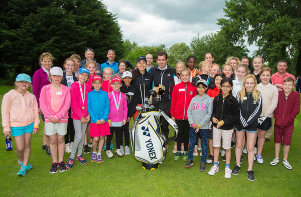 Bumper Year of Activity to Drive Women's and Girls' Golf in 2018