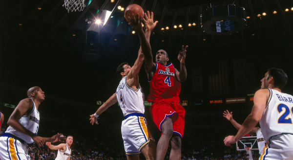 Chris Webber Flashed Signs Of Greatness With Washington