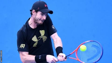 Andy Murray to sit out new Glasgow ATP Challenger event