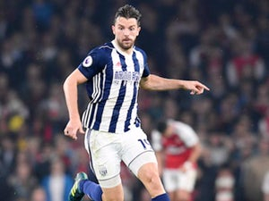 West Bromwich Albion's Jay Rodriguez tipped for Burnley return