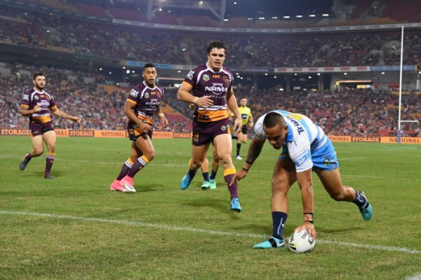 Titans take down the Broncos after Dragons soar to the top