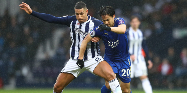 West Brom star rejects claims that club's players don't care enough