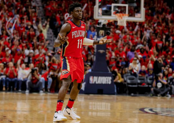 NBA Playoffs: Pelicans Head Coach Alvin Gentry Thanks Kobe Bryant For UNDEFEATED x Nike Kobe 1 Protro Shoe Jrue Holiday Wore