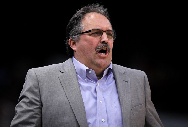 Stan Van Gundy To Meet With Pistons Owner About Future With Team