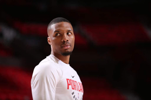 Damian Lillard Frustrated By the Pelicans' Defense