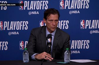 Quin Snyder Press Conference – Game 3 | Thunder at Jazz
