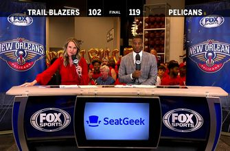 Pelicans go up on the Trail Blazers 3-0 with | Pelicans Live