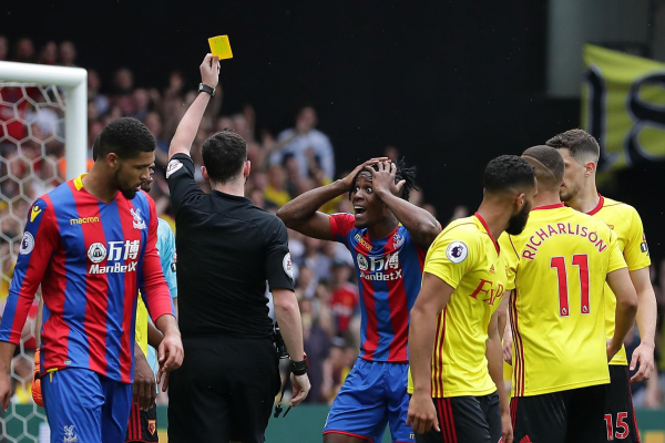 Crystal Palace star Wilfried Zaha claims there is agenda against him and reveals Adrian Mariappa admitted it was a penalty
