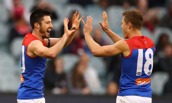 Melbourne thrashes Carlton by 109-points