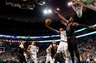 Celtics take 3-2 lead over LeBron, Cavs