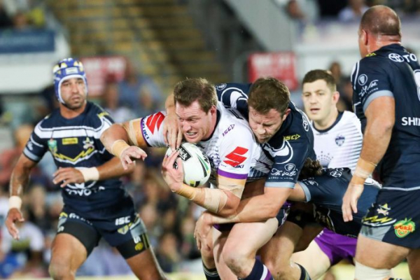 Storm keep the edge over the Cowboys, as Raiders pip Manly