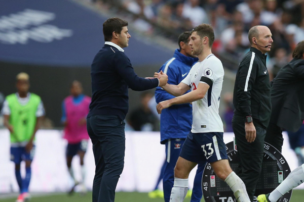 Mauricio Pochettino can take Tottenham to the next level after new deal, says Ben Davies