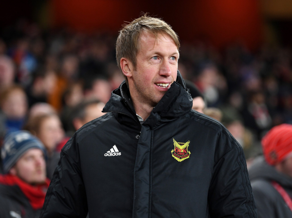 Graham Potter attempts to play down reports linking him to next Swansea City manager