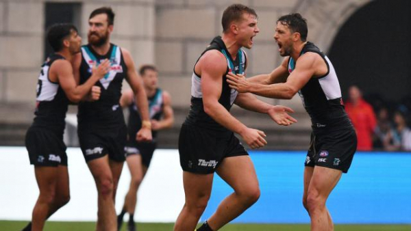 Gold Coast's part in AFL's China experiment could be over as Victorian teams lobby for chance