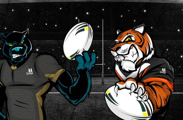 NRL $5,000 PANTHERS VS TIGERS SPECIAL