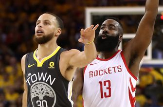 Dynasty Downed: Colin Cowherd describes how the Rockets figured out a way to rattle the Warriors