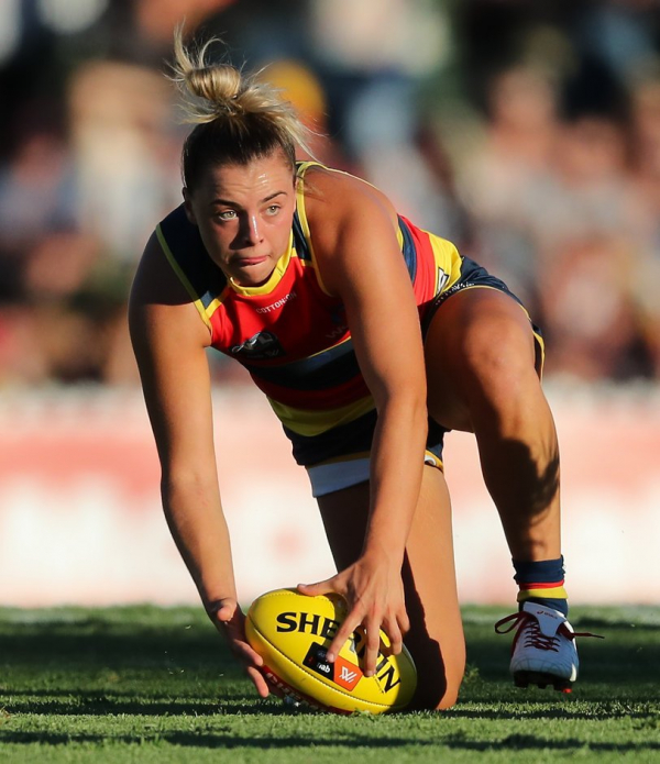 AFLW: Marinoff sticks with Crows