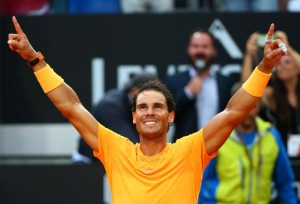 Rafael Nadal Back to Winning on Clay – Mondays with Bob Greene