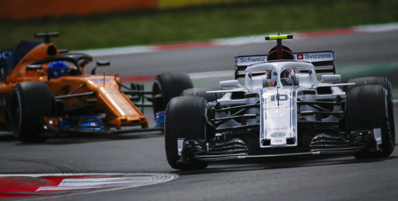 Leclerc's momentum: Sauber notches up first back-to-back F1 points since 2015