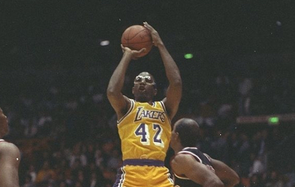 This Day In Lakers History: James Worthy Comes Up Big To Give L.A. Series Lead Over Trail Blazers